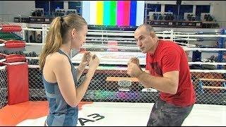Олейник vs Поварницина: именитый боец UFC дал мастер-класс в Югре
