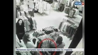 Чувашские полицейские задержали любительниц криминального шопинга