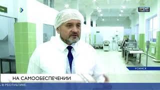Хлеб в Усинском районе снова доступен