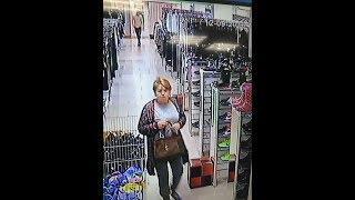 В Уфе полицейские разыскивают подозреваемую в краже телефона: видео с камер наблюдения