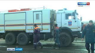 В управлении МЧС открыли горячую линию, чтобы жители могли круглосуточно сообщать о подтоплениях