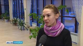 На свою малую родину - в Архангельск приехала юная звезда-пианистка - Варвара Кутузова