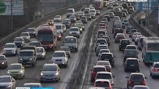 В Красноярске продлили срок перекрытия улицы Копылова
