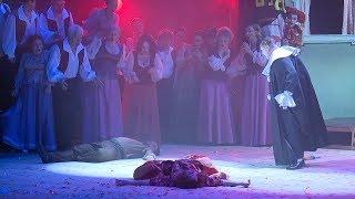 В музыкальном театре имени Яушева состоялась премьера оперы Леонкавалло «Паяцы»