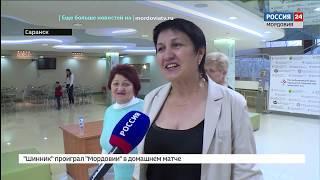 В Саранске прошел региональный конкурс татарской песни