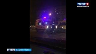 На углу улиц Кирова и Цюрупы произошло ДТП, есть пострадавшие