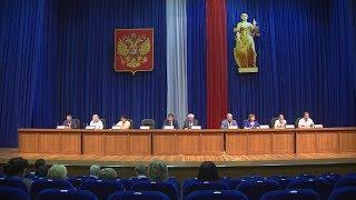 Волгоградские судьи провели отчетную конференцию