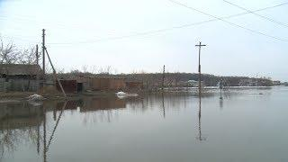 В Еланском и Новоаннинском районах сохраняется сложная паводковая ситуация