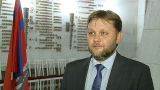 Коллективу музея-заповедника «Сталинградская битва» представили нового директора