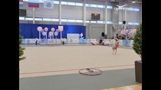Открытые городские соревнования по художественной гимнастике среди юниоров стартовали в Самаре