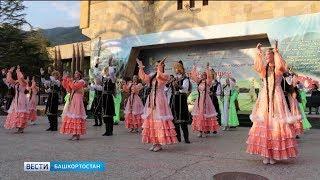 Детский хореографический ансамбль «Веселинка» привёз из Абхазии три первых места и Гран-при