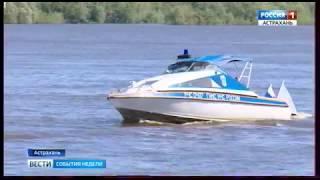В Астраханской области готовят к лету места отдыха на воде