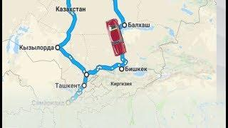 Участники югорского автопробега заедут на космодром Байконур