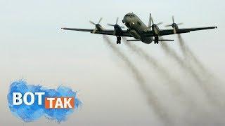 Москва ищет виноватых в гибели самолета в Сирии