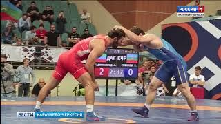Вольник из Карачаево-Черкесии Хусей Суюнчев стал серебряным призером чемпионата России
