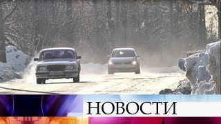 В Москве и области сегодня ожидаются морозы до -25°.