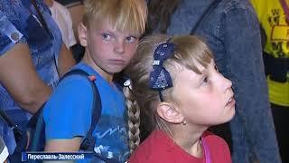Дети из детского дома Переславля-Залесского побывали в музее Александра Невского