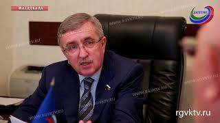 Депутат Госдумы России Юрий Левицкий провел прием граждан