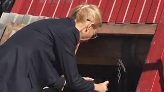 Колодцы проинспектировала депутат Гордумы Биробиджана(РИА Биробиджан)