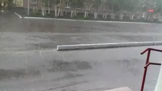 Инта после дождя