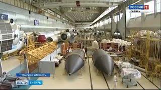 В Омске готовятся к началу старта серийного производства ракет-носителей «Ангара»