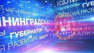 Прямая линия с Губернатором Калининградской области Алихановым А.А.