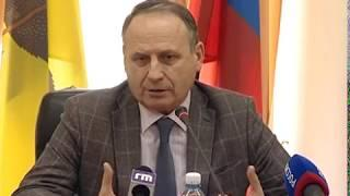 Председатель Ярославской областной Думы Михаил Боровицкий провел пресс-конференцию