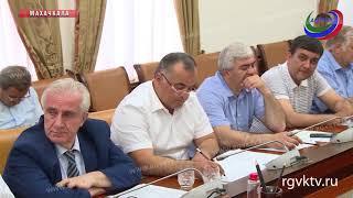 Премьер Дагестана провел совещание по программе переселения граждан из аварийного жилья