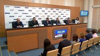 Пресс-конференция с представителями министерства сельского хозяйства Башкортостана