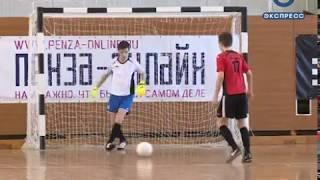 Пензенская «Лагуна-УОР» готовится в четвертьфиналу чемпионата России