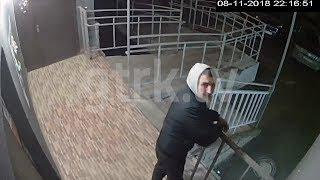 Нелепое преступление: в Уфе мужчина украл снимавшую его камеру видеонаблюдения