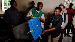 Президент Мали не выбран