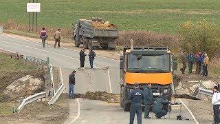 Водитель самосвала, разваливший дубёнский мост, отделался штрафом в 500 рублей.