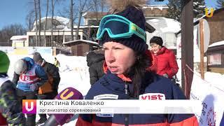 В Уфе прошли лыжные соревнования среди особенных детей просмотренный