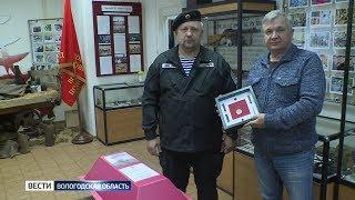 Останки красноармейца, погибшего в годы войны, захоронят в Вологде