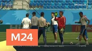 Санкт-Петербург готовится к матчу Россия – Египет - Москва 24