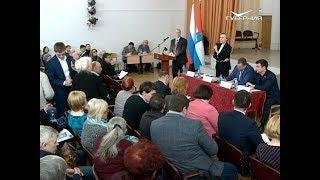 Глава Самары обсудила дизайн-проекты благоустройства областного центра с жителями Ленинского района