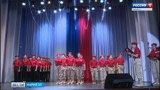 Ряды юнармейцев пополнили 72 йошкар-олинских школьника