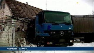 Жители села Гайворон страдают от постоянных ДТП