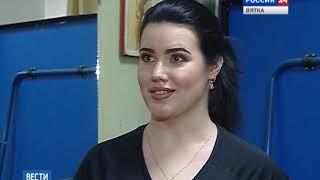 Елена Булдакова единственная в Кировской области девушка боец группы захвата(ГТРК Вятка)