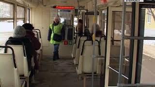 Проезд в трамваях станет бесплатным