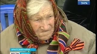 Митинг ко Дню Победы сейчас прошёл в селе Хомутово