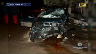 Военный комиссар погиб в ДТП в Львовской области