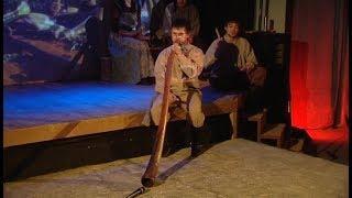 Для спектакля театра из Ханты-Мансийска использовали африканскую трубу