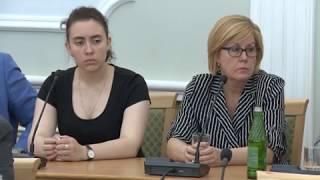 Отчёт Сергея Карабасова о работе горадминистрации