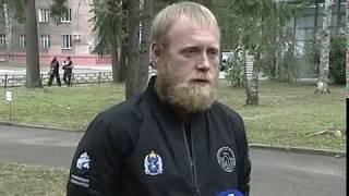 Ярославец Илья Дианов вернулся из экологической экспедиции в Арктику
