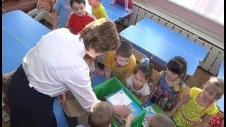 Детсадовцы из Лянтора помогают маленьким пациентам городской больницы
