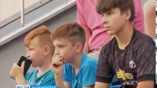 Калининградская «Балтика» проиграла «Рижской футбольной школе»