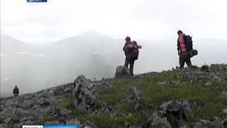 На Борусе заблудились двое туристов