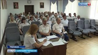 В Черкесске состоялось заседание коллегии прокуратуры Карачаево-Черкесии